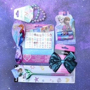 NWT Disney Princess Frozen Gift Bundle